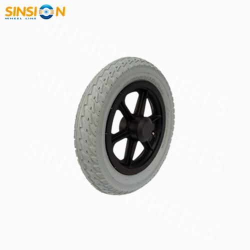 """12"""" pneumatic tyre wheel"""