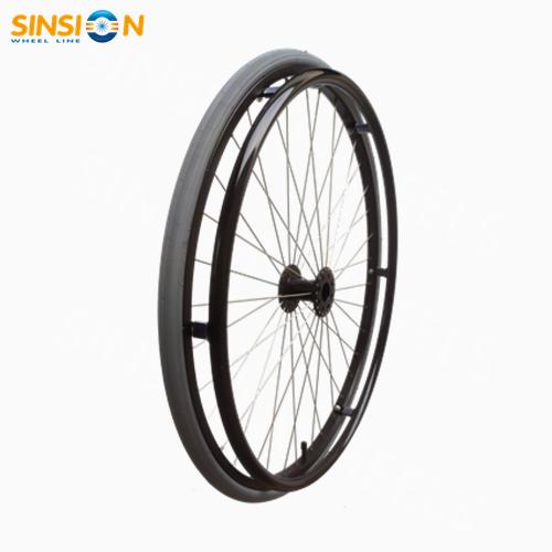 24×1 basketball wheelchair wheel