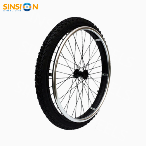 24×1.95 off road wheels