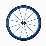 24×1 Spinergy wheel