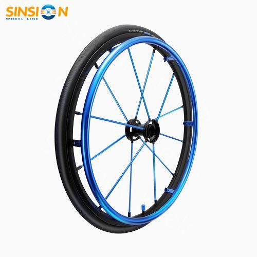24×1 sportwheelchair wheel